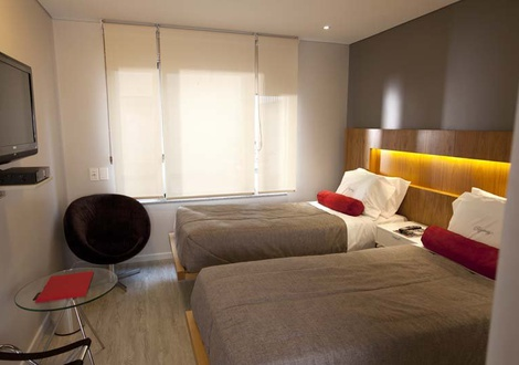 None Regency Rambla Design Apart Hotel Montevideo